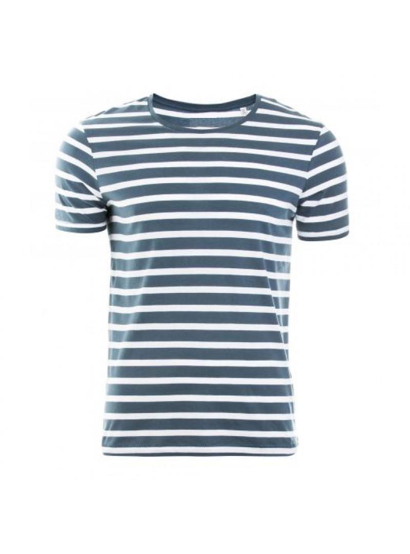 Striped Детска Раирана Тениска От Органичен Памук
